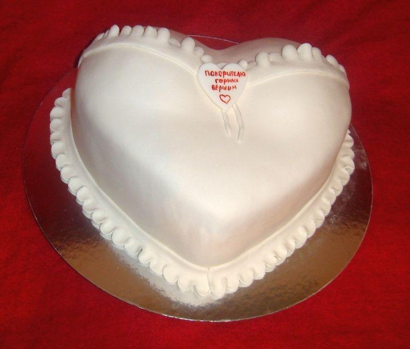 торт в форме груди фото
