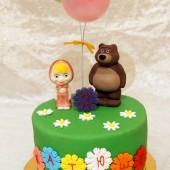 Маша и медведь!