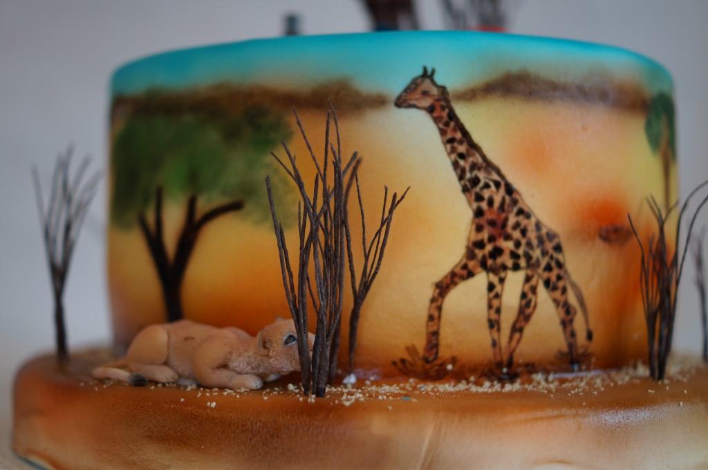 Торт африка фото
