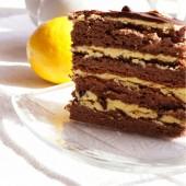 Шоколад и лимон